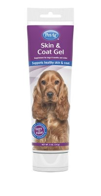 Skin & Coat Gel for Dogs