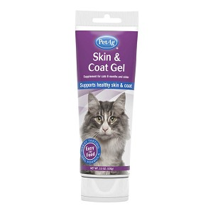 Skin & Coat Gel for Cats