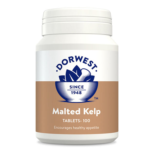 Dorwest Malted Kelps tabletti